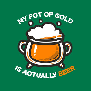 My Pot of Gold Beer