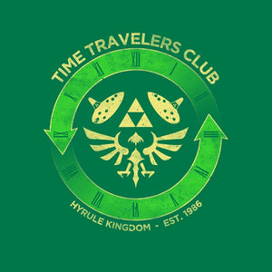 Time Travelers Club-Hyrule