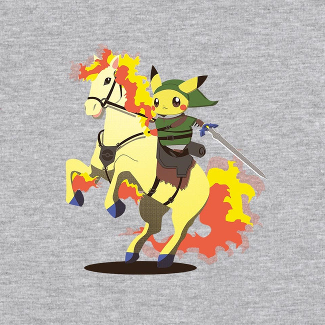 The Legend of Pika-unisex zip-up sweatshirt-Domii