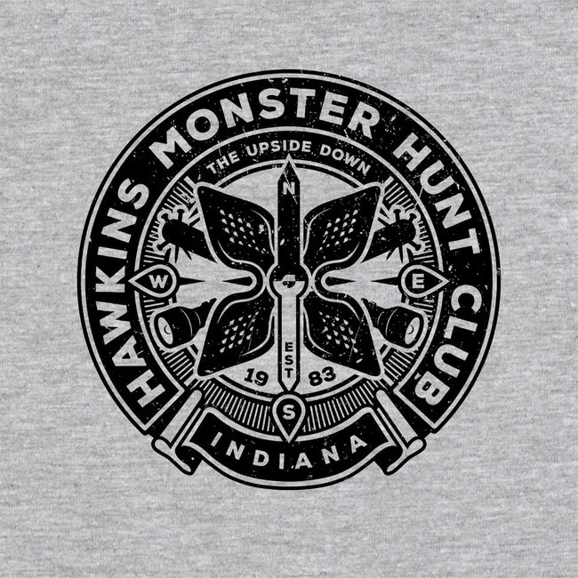 Monster Hunt Club-unisex basic tank-stationjack