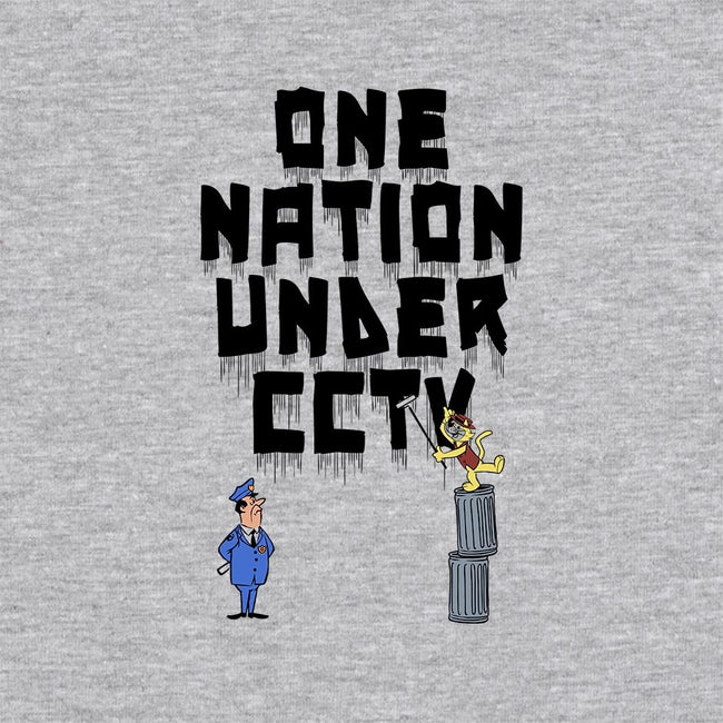 One Nation Under CCTV-unisex basic tank-butcherbilly