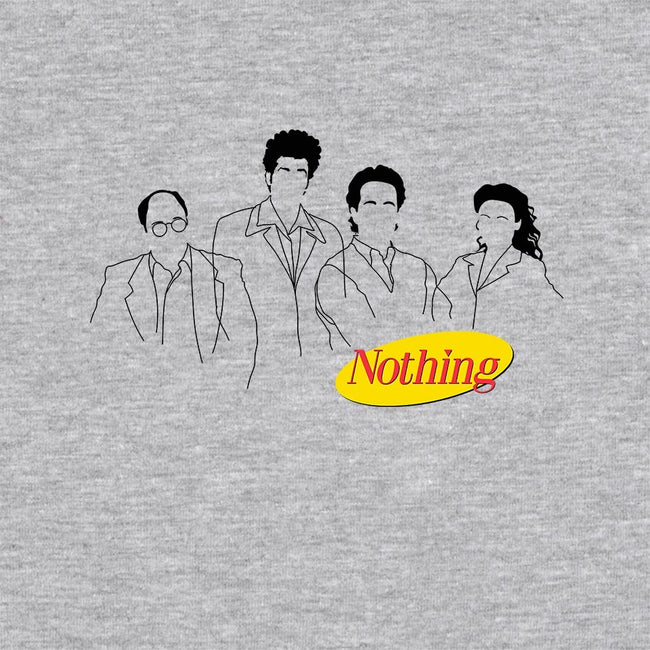 A Show About Nothing-unisex zip-up sweatshirt-geekchic_tees