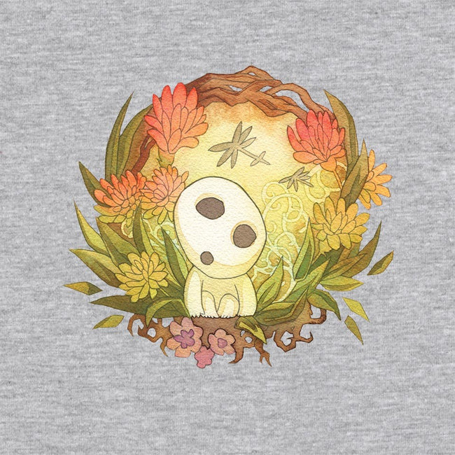 Kodama-youth basic tee-littlebird.bigwolf