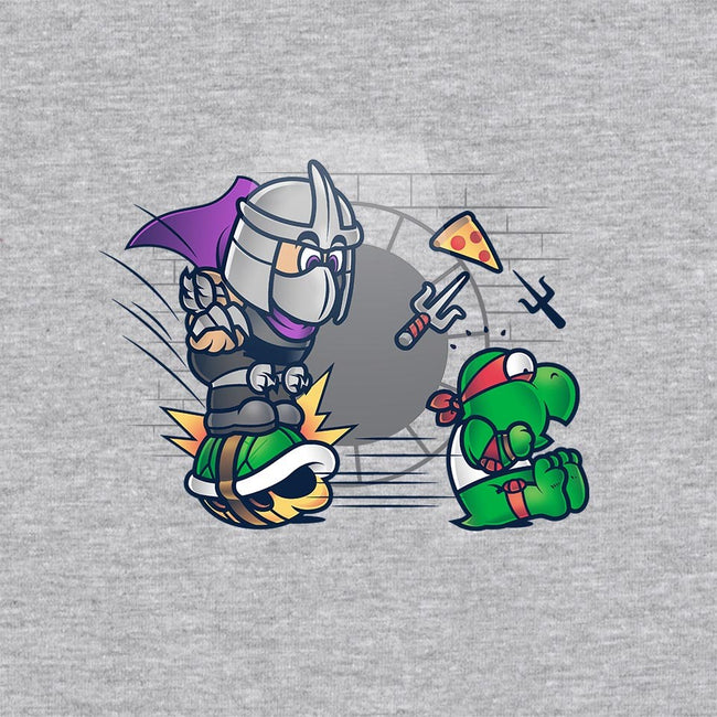 It's-a Me. Oroku Saki!-unisex crew neck sweatshirt-AtomicRocket