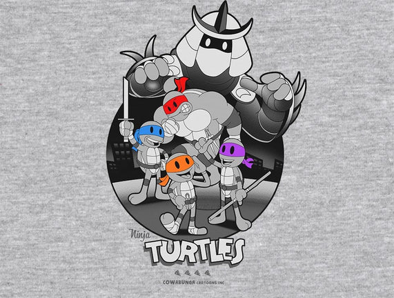 Old School Turtles