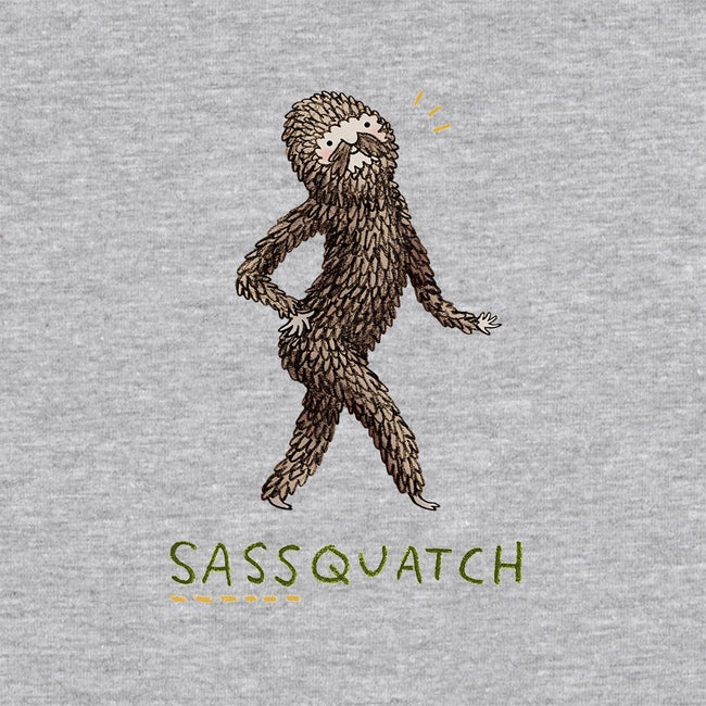 Sassquatch-unisex basic tank-SophieCorrigan