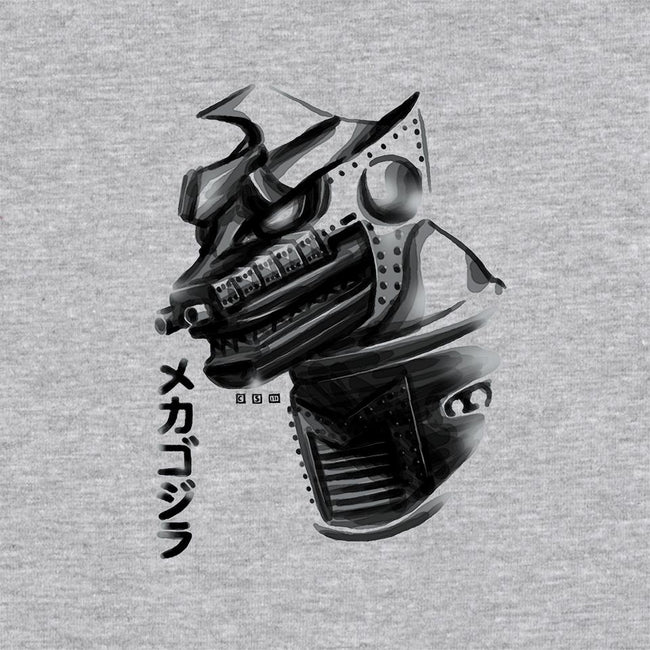 Waterbrushed Robot Villain-unisex basic tank-cs3ink