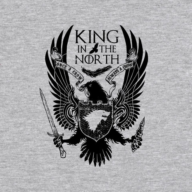 The Northern King-unisex crew neck sweatshirt-RicoMambo