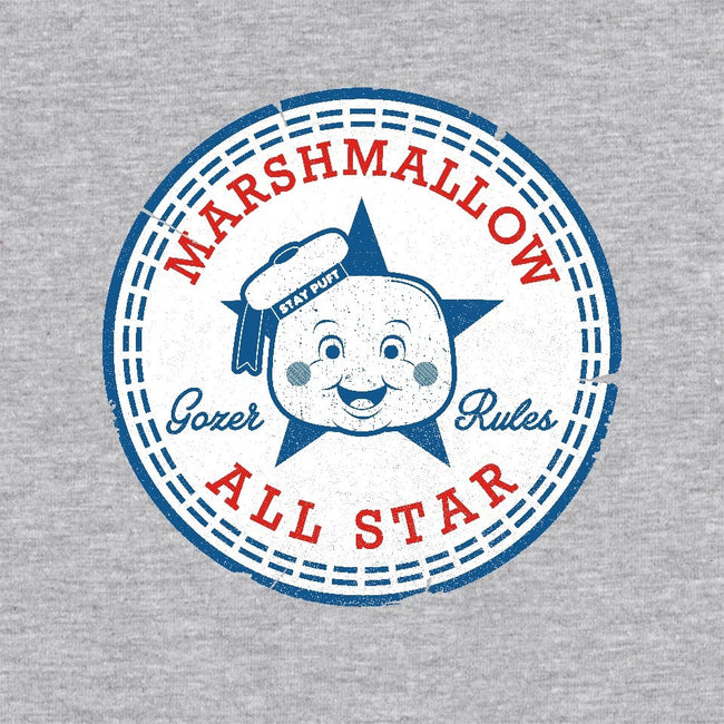 Marshmallow All Star-unisex zip-up sweatshirt-RBucchioni
