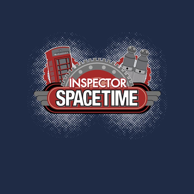 Inspector Spacetime-unisex basic tank-elfwitch