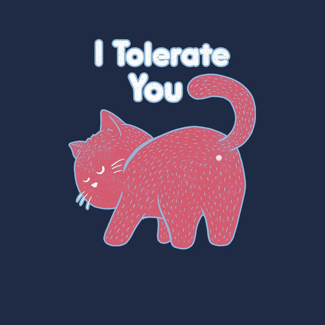 I Tolerate You-womens basic tee-tobefonseca