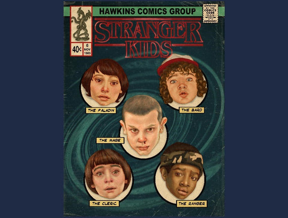 Hawkins Comics Group