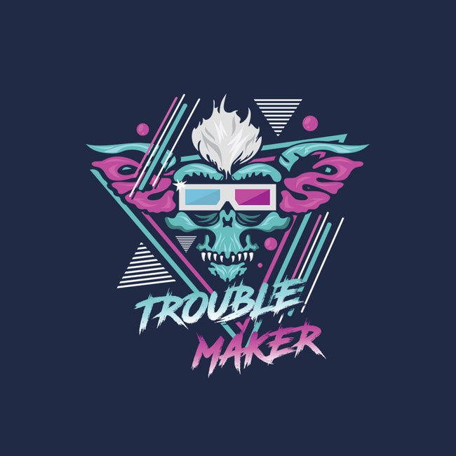 Trouble Maker-unisex basic tank-jrberger