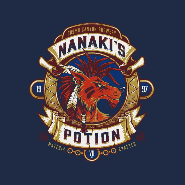 Nanaki's Potion-womens basic tee-Nemons