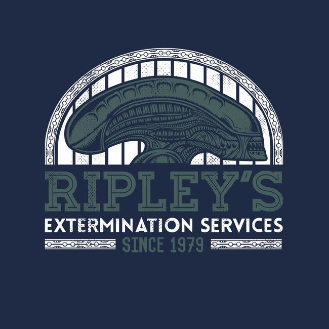 Ripley's Extermination Services-mens basic tee-Nemons