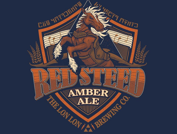 Red Steed Amber Ale