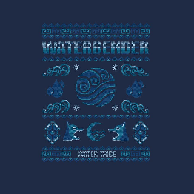 Water Tribe Sweater-mens basic tee-Typhoonic