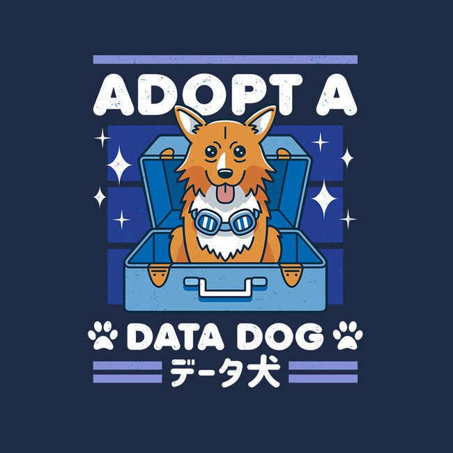 Adopt a Data Dog-mens long sleeved tee-adho1982