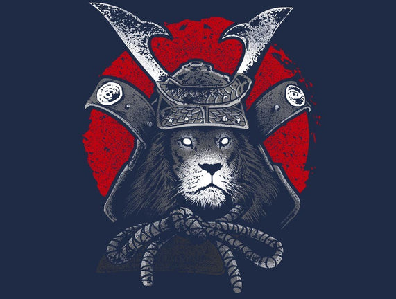 Samurai Lion