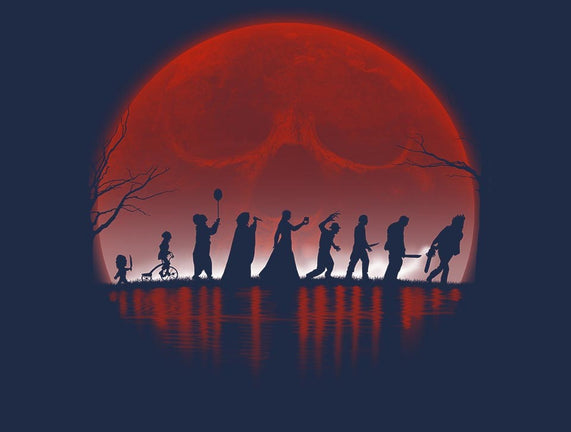 The Fellowship of the Horror