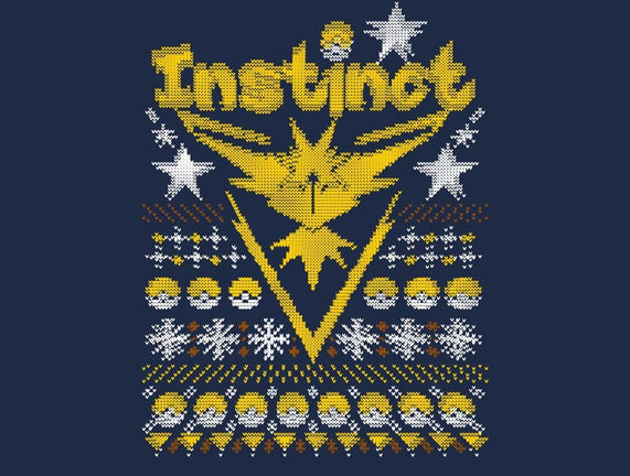 Go Instinct Sweater