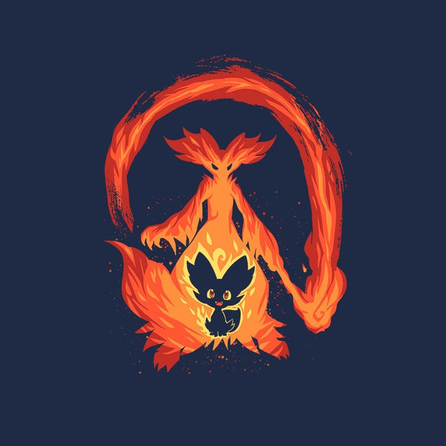 I Wanna Be a Fire Mage-womens basic tee-TechraNova