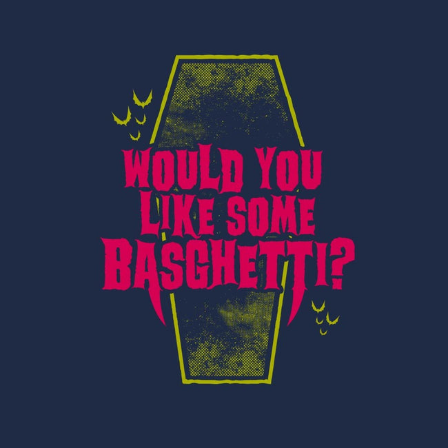 Would You Like Some Basghetti?-womens basic tee-Nemons