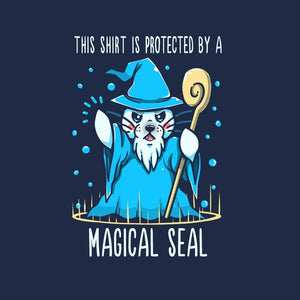 Protected by Magic Seal