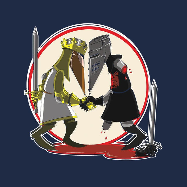 Knight Vs. King-unisex crew neck sweatshirt-SarahCave