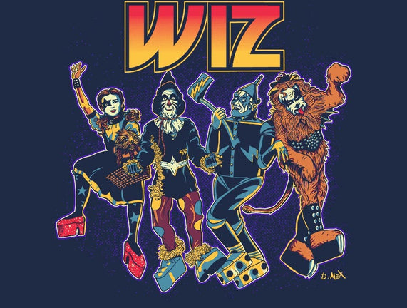 Off To Rock the Wiz