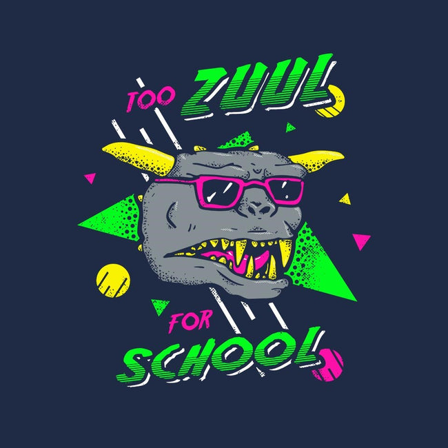 Too Zuul for School-mens basic tee-Tabners