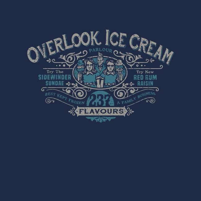 Overlook Ice Cream-womens fitted tee-heartjack