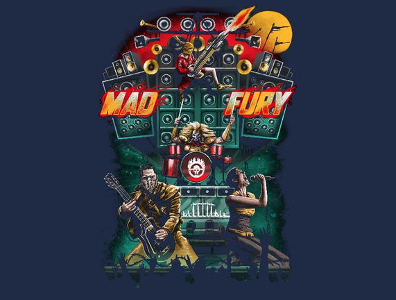 Mad Fury Concert Tour