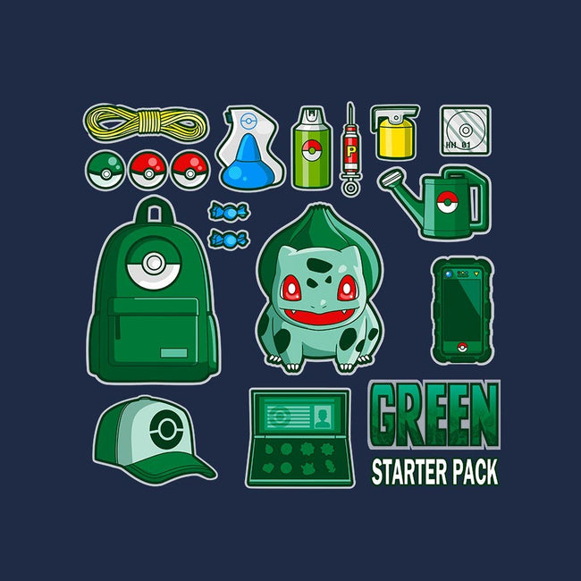 Green Starter Kit-unisex zip-up sweatshirt-MIKELopez