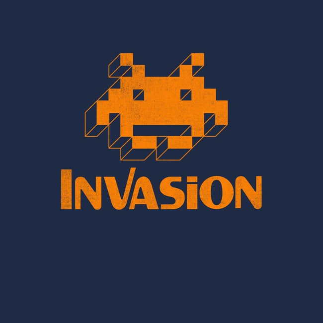 Invasion-unisex crew neck sweatshirt-Nemons