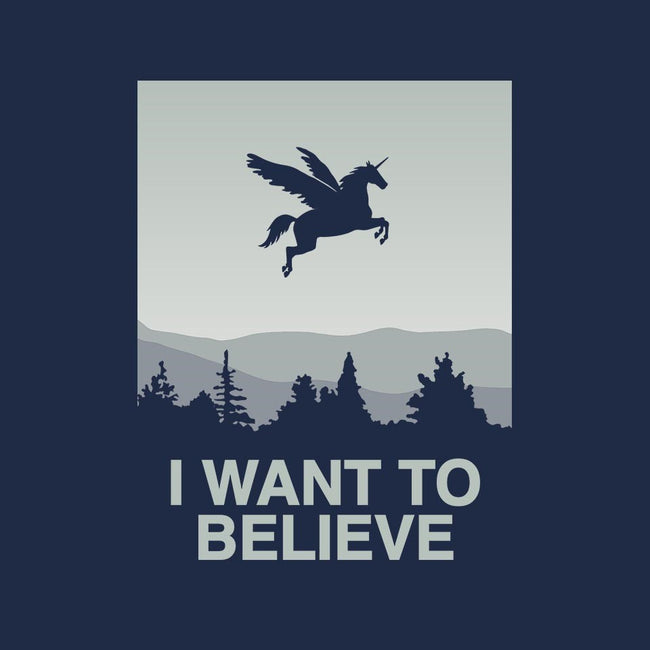 I Want to Believe-womens basic tee-vomaria