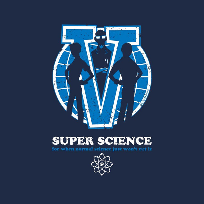 Super Science-mens basic tee-kgullholmen