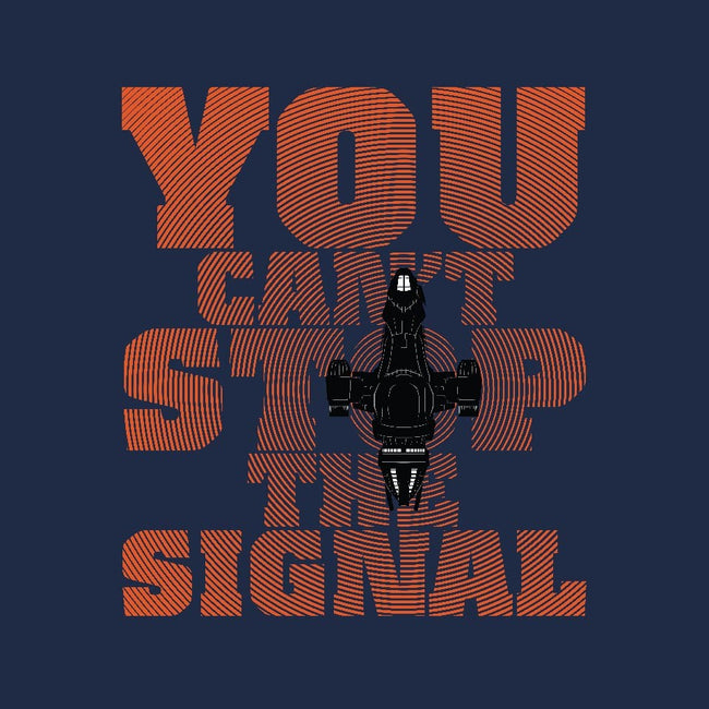 You Can't Stop the Signal-mens basic tee-geekchic_tees