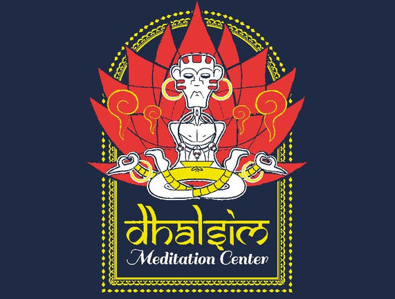 Dhalsim Meditation Center