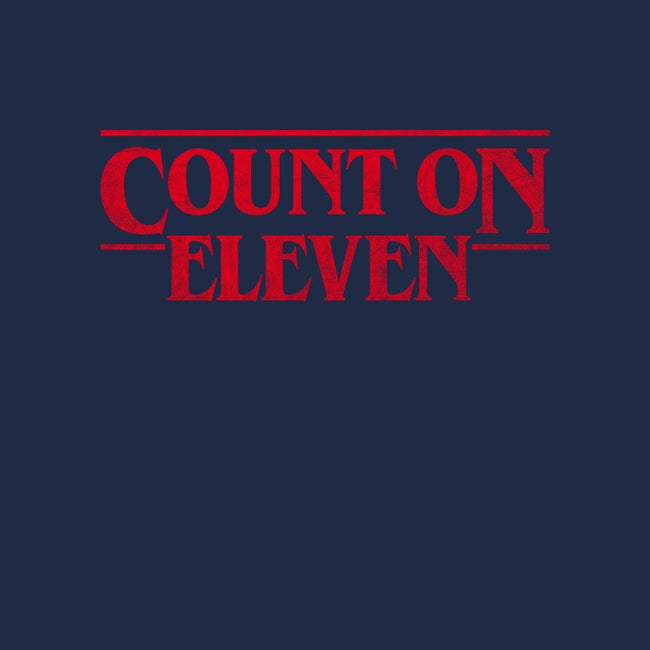 Count On Eleven-unisex crew neck sweatshirt-CappO