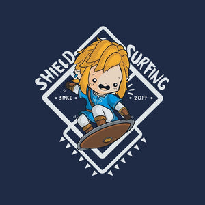 Shield Surfing