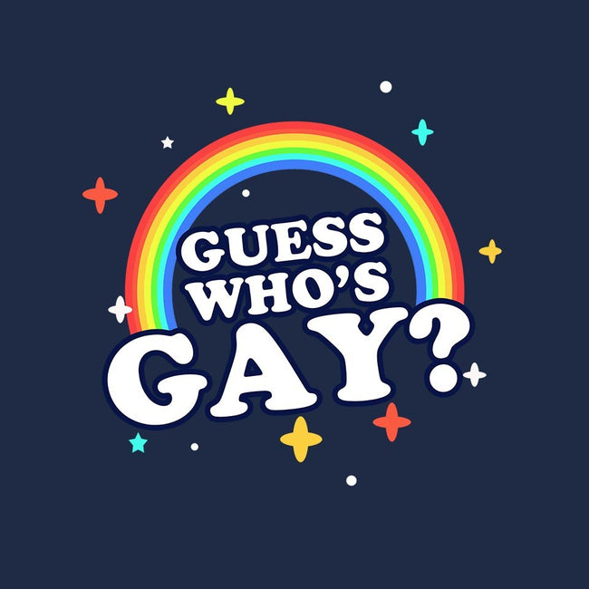 Guess Who's Gay-youth basic tee-dumbshirts