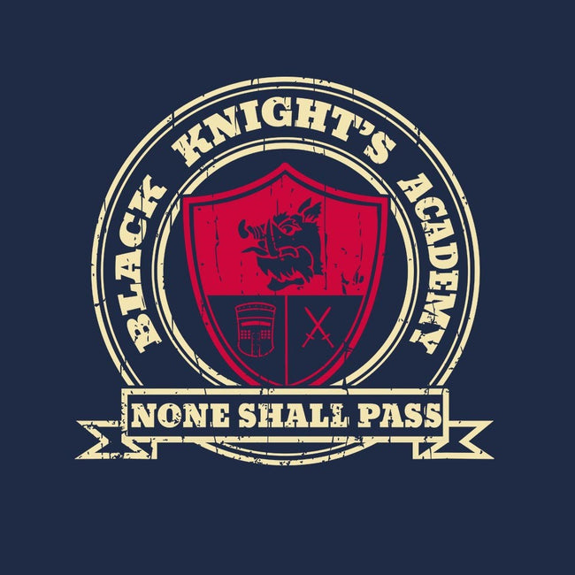 Knight's Academy-mens basic tee-piercek26