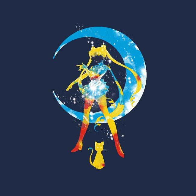 Moon Splash-unisex basic tank-kharmazero