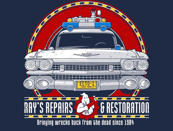 Ray's Repairs and Restoration