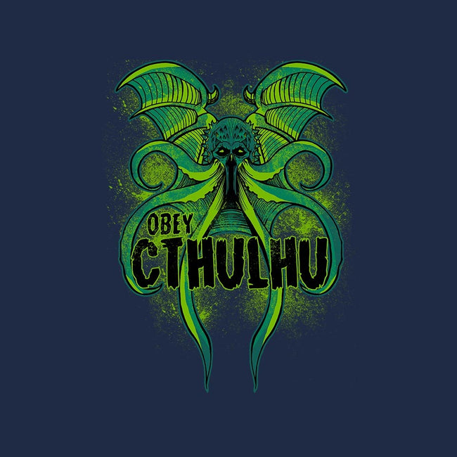 Obey The Cthulhu-mens premium tee-fanfreak1