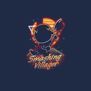 Retro Smashing Villager