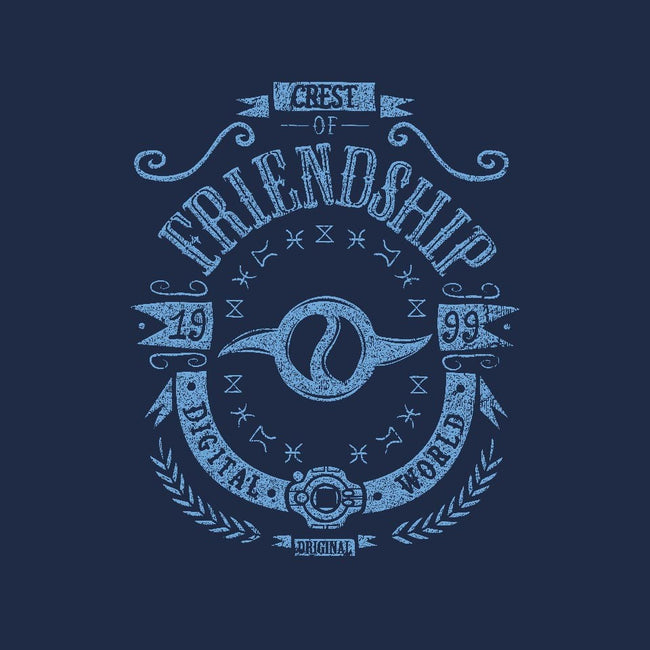Digital Friendship-womens basic tee-Typhoonic