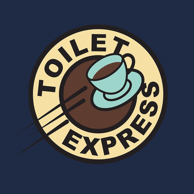 Toilet Express-unisex zip-up sweatshirt-ntesign