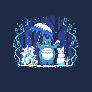 Winter Forest Friends